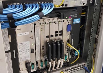 Instalacion de Centralita Sytel Telecomunicaciones